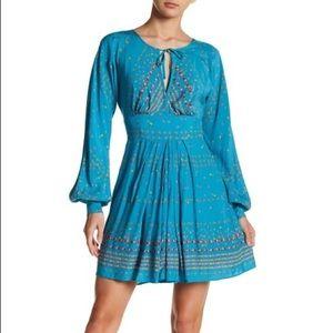NWT Free People Coryn Mini Dress